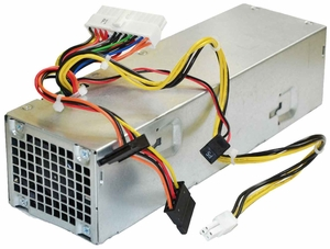 Dell AC240AS-01 - 240W Power Supply for Optiplex 390 790 990 3010 7010 9010 SFF Models