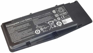 Dell F310J - 9-Cell 85Whr Lithium-Ion Battery for Alienware M17x