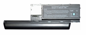 Dell TD116 - 85Whr 11.1V 9-Cell Lithium-Ion Replacement Battery for Dell Latitude D620, D630, D631, D640, Precision M2300