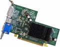 Dell  UC996 - 128MB ATI Radeon X300SE DVI + VGA Video / Graphics Card