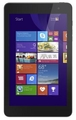 "Dell Venue 8 Pro 32GB Tablet, 8"" HD WXGA, Wi-Fi, Windows 8.1, Black - Refurbished"