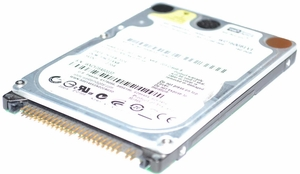"Hewlett-Packard (HP) 376771-001 - 100GB 4.2K RPM IDE 2.5"" Laptop Hard Disk Drive (HDD)"
