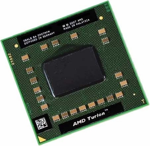 Hewlett-Packard (HP) 410324-001 - 2.4Ghz 1MB AMD Turion 64 ML-44 CPU Processor