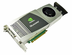 Hewlett-Packard (HP) 492188-001 - 1GB GDDR3 Nvidia Quadro FX4800 PCI-E x16 Video Graphics Card