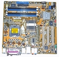 Hewlett-Packard (HP) 5187-8633 - Goldfish2 GL8E Motherboard / System Board / Mainboard