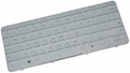 HP 608583-001 - Silver Keyboard for HP Pavilion DM1-2000 Series