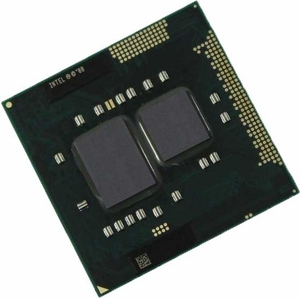 Intel I5-580M - 2.66Ghz 2.5GT/s 3MB PGA988 Intel Core i5-580M Dual Core CPU Processor