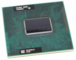 Intel  I7-720QM - 1.60Ghz 2.5GT/s 6MB Intel Core i7-720QM Quad Core CPU Processor