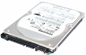 "Toshiba 6022B0132004 - 750GB 5.4K RPM SATA 9.5mm 2.5"" Hard Drive"