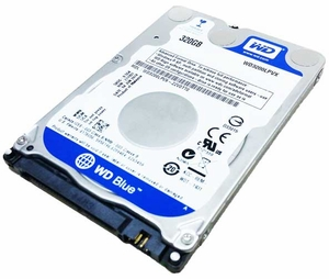 "Western Digital WD3200BEKT-60V51 - 320GB 5.4K RPM SATA 2.5"" Hard Drive"