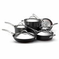 Anolon Nouvelle Copper 11 Piece Cookware Set