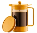 Bodum Bean 51 Ounce French Press Iced Coffeemaker - Orange
