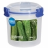 Sistema Klip-It Round 700 ml Container w/Bonus Strainer