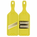 Kuhn Rikon Mandolin Slicer Set Of 2 Polka Dot Buttercup Yellow