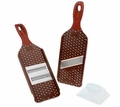 Kuhn Rikon Mandolin Slicer Set Of 2 Polka Dot Red