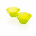 Mastrad Silicone Egg Poachers Set Of 2