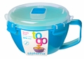 Sistema Klip It Microwave Noodle Bowl To Go Assorted Colors - 1 Bowl