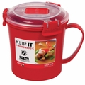 Sistema Klip It Microwave Soup Mug