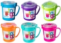Sistema Klip It Microwave Soup Mug Togo Assorted Colors - 1 Mug