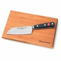Wusthof Classic 5 inch Santoku Knife With Bonus Cutting Board