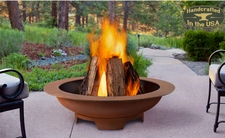 Atlas Wood Burning Fire Pit