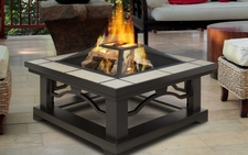 Crestone Wood Burning Fire Pit
