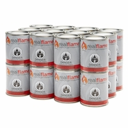 Real Flame Gel Fuel - 13 oz cans - 24 pk