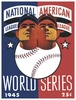 1945 WORLD SERIES Detroit Tigers vs Chicago Cubs Poster