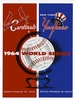 1964 World Series St Louis Cardinals vs New York Yankees Poster