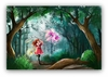 MAGICAL FOREST Art Print - FREE Shipping