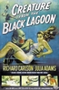 Creature from the Black Lagoon 1954 Movie Poster