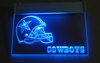 Dallas Cowboys Electric Light - FREE Delivery