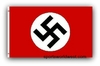 German WWII Nazi Party Flag
