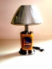 Golden State Warriors Electric Lamp