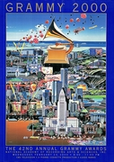 GRAMMY AWARDS 2000 Poster Print - Original