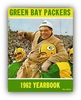 Green Bay Packers 1962 Football Yearbook  Poster