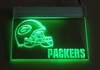Green Bay Packers Electric Light - FREE Delivery