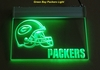 Green Bay Packers Electric Light