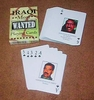 "Iraq ""Most Wanted"" Playing Cards.."