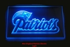 New England Patriots Electric Light - FREE Delivery