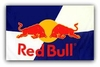 Red Bull Flag - Sign Ships Free