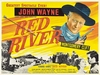 RED RIVER 1948 Movie Poster