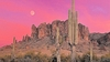 SUPERSTITION MOUNTAINS AZ art Print - Ships FREE
