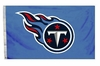 Tennessee Titans Pro Flag