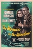 The woman in the Window 1944 Movie Poster