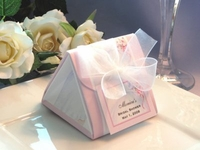Bridal Shower Origami Favor Boxes