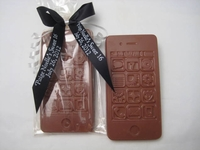 Chocolate Cell Phone Favors