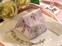 Religious Origami Favors with Mini Rosary Beads