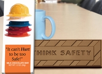 It Can't HURT to be too Safe Candy Bars (Case of 50)