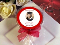 Personalized Cookie Favors for Graduation Party Favors